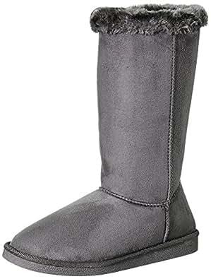 Carlton London Women39s Latasha Grey Boots 4 Uk Cll 3153