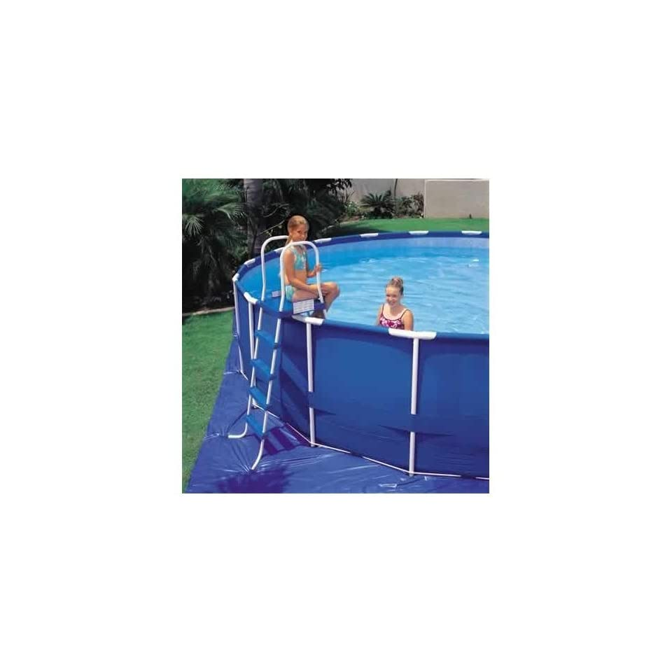 Pool Komplettset Amazon Intex 48 Inch Swimming Pool Step Ladder W Top Platform