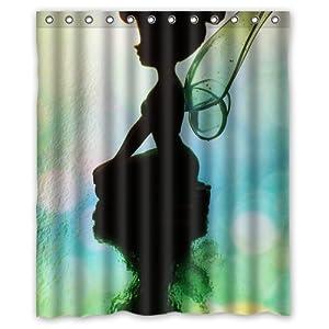 Tinkerbell curtains car interior design