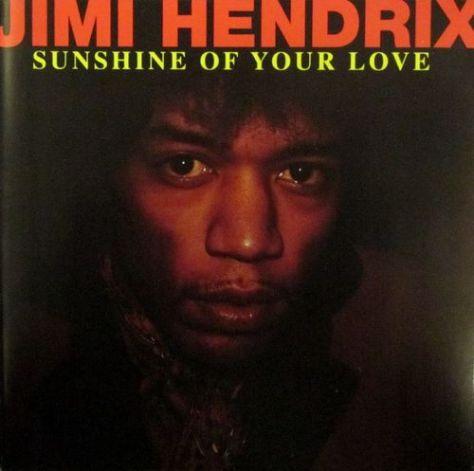Jimi Hendrix-Sunshine Of Your Love-CD-FLAC-2001-SCORN Download