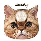 猫のひたい 付箋メモ(マディ)