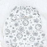 ハローキティ 使い捨て紙パンツ【吸水ウォーク】白(2枚入り)×3個セット Mサイズ