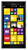 Nokia Lumia 1520 16GB AT&T GSM 4G LTE Windows 8 Smartphone w/ Cortana and 20MP Camera with Carl-Zeiss Optics – Black