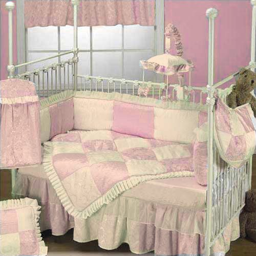Lowest Price Baby Doll Bedding Queen Crib Bedding Set