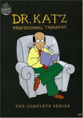 Dr. Katz Professional Therapist - The Complete Series, Jonathan Katz