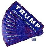 Anti Trump Bumper Stickers Car Stickers Decals More