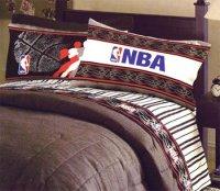 NBA Basketball Playoffs - Boys Room Bedding Pillowcase ...