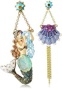"""Amazon.com: Betsey Johnson """"Into The Blue"""" Mermaid"""