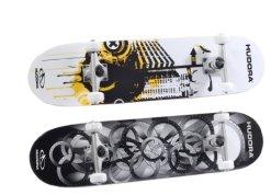 Hudora-Skateboard-Freak-30-ABEC-5-100-kanadisches-Ahornholz-farblich-sortiert-12545