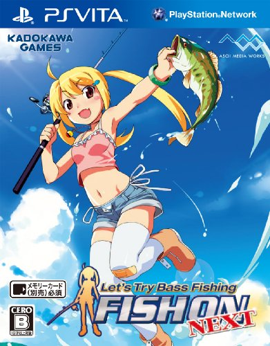 Let's Try Bass Fishing FISH ON NEXT (2012年春発売予定)