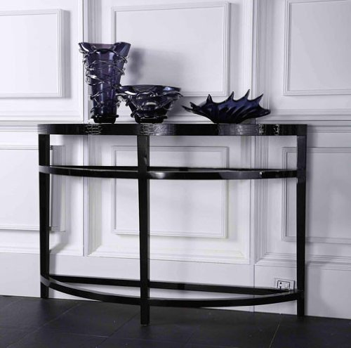 Image of Armani Half Moon Console Table (VGUNAA601-120)