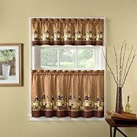 CHF Industries Wines Kitchen Curtain Set by CHF Industries