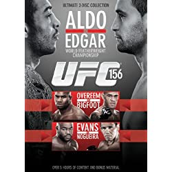 Jose Aldo (Actor), Frankie Edgar (Actor), Not Provided (Director)|Format: DVD (2)Release Date: May 14, 2013 Buy new: $19.98  $11.93 10 used &#038; new from $10.36