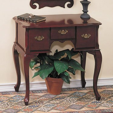 Image of Heirloom Cherry Console Table (POWL618)