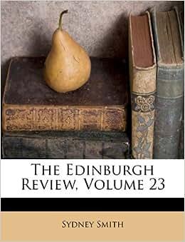 3d Bettw%C3%A4sche Kaufen  The Edinburgh Review Volume 23 Amazonde Sydney Smith