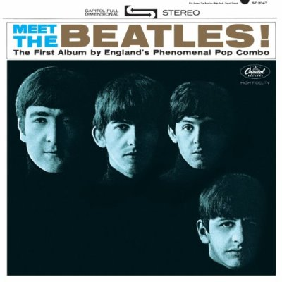Meet The Beatles (The U.S. Album), Mr. Media Interviews