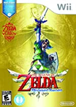 The Legend of Zelda: Skyward Sword with Music CD