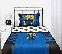 Amazon.com - Kentucky Wildcats NCAA Full Comforter & Sheet ...