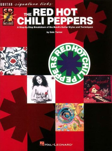 The Red Hot Chili Peppers (Signature Licks)
