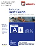 51r08t7B%2BRL. SL160  Top 5 Books of A+ Certification for April 19th 2012  Featuring :#4: CompTIA A+ 220 801 and 220 802 Authorized Cert Guide (3rd Edition)