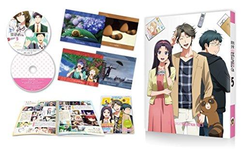 月刊少女野崎くん 第5巻 [Blu-ray]