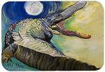 Amazon Caroline S Treasures JMKLCB Alligator Glass Cutting