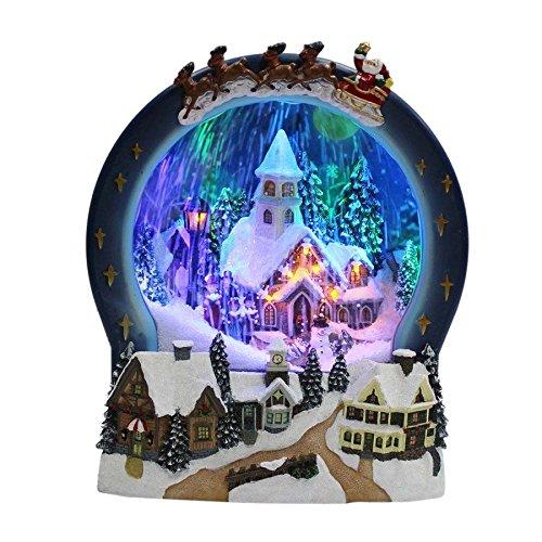 Christmas snow globes Shopswell