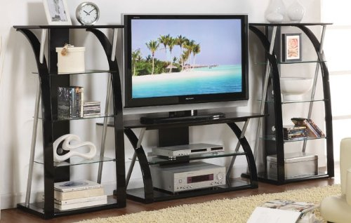 Image of Contemporary LCD Plasma TV Media Stand (VF_F4496)