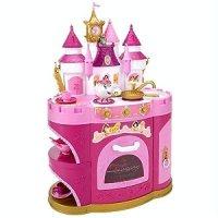 Disney Disney Princess Enchanted Talking Kitchen: Amazon ...