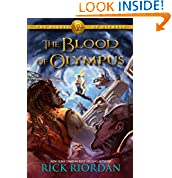 Rick Riordan (Author)   135 days in the top 100  (1055)  Buy new:  $19.99  $11.35  90 used & new from $10.17