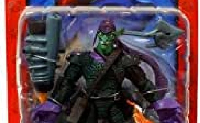 Buy Spiderman Classics Green Goblin Online At Low Prices