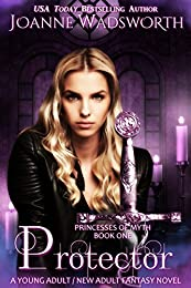 Protector (Princesses of Myth Book 1)