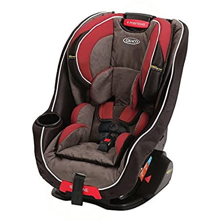 The convertible car seat that provides best head protection at each stage. The Head Wise 70 Safety Surround Side Impact Protection moves as your child grows from 4 to 70 pounds. and is the only side impact protection properly positioned to protect yo...