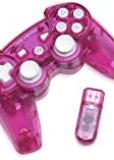 PDP Rock Candy Wireless Controller, Pink - PlayStation 3