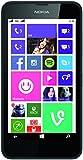 Nokia Lumia 630 Dual-SIM Smartphone (11,4 cm (4,5 Zoll) Touchscreen, 5 Megapixel Kamera, HD-Ready Video, Snapdragon 400, 1,2GHz Quad-Core, Windows Phone 8.1) schwarz