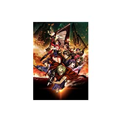 【Amazon.co.jp限定】甲鉄城のカバネリ 1(メーカー特典:「B2リバーシブルポスター」付)(全巻購入特典:「描き下ろしB2タペストリー」、全巻購入メーカー特典:「全巻収納BOX」引換シリアルコード付)(完全生産限定版) [Blu-ray]