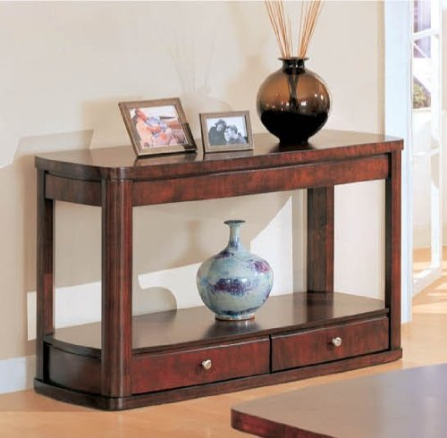 Image of Sofa Console Table Accent Wooden Home Occasional (VF_AZ00-13652x27945)