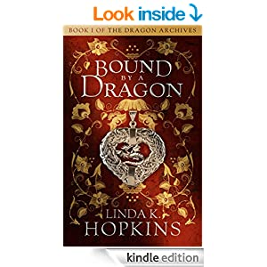 bound dragon ebook cover