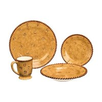 Amazon.com : Western Cowboy Dinnerware Dishes Plates Plate ...