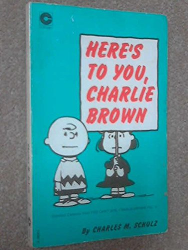Watch Out, Charlie Brown (Coronet Books)
