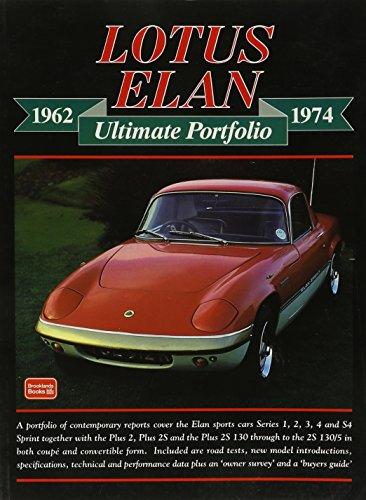 Lotus Elan 1962-1974 Ultimate Portfolio