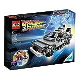 Lego 21103 Cuusoo Zurück in die Zukunft DeLorean [UK Import]