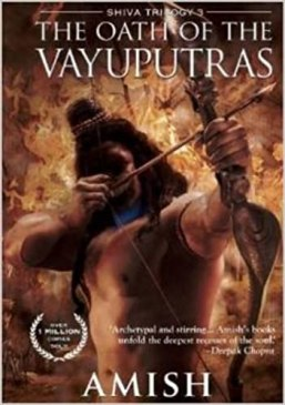 The Oath of the Vayuputras: Shiva Trilogy 3 @Rs.104