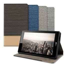 kwmobile-Elegant-canvas-synthetic-leather-case-for-Asus-ZenPad-C-70-in-desired-colour-with-convenient-STAND-FEATURE