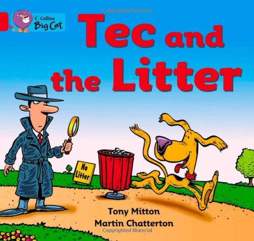 Tec and the Litter Workbook (Collins Big Cat)