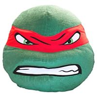 Amazon.com: TMNT: Raphael Plush Pillow: Home & Kitchen