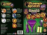 Pumpkin Masters Kid's Glow in The Dark Carving Kit