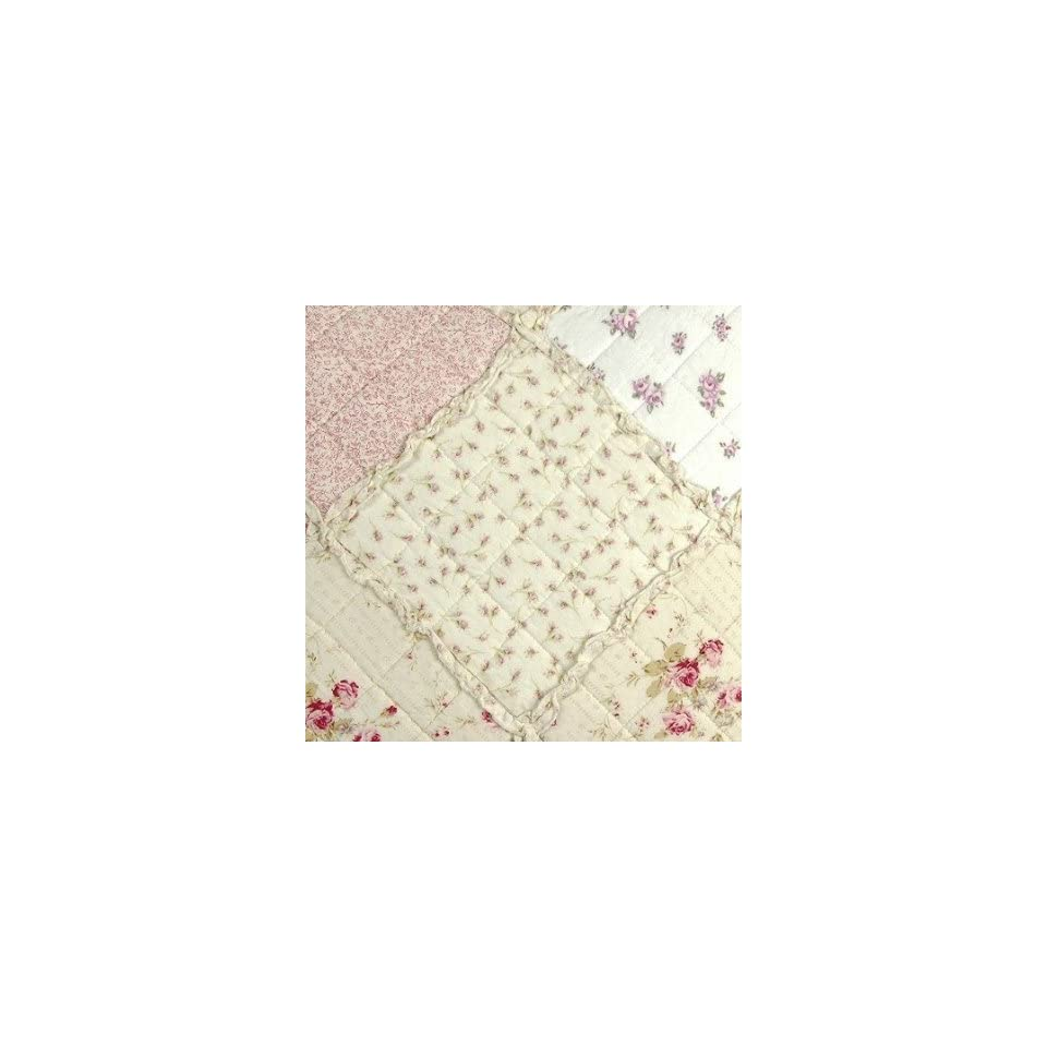 Tagesdecken Clayre Eef Clayre Eef Q023 060 Tagesdecke Quilt Plaid Patchwork