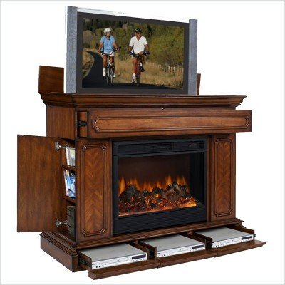 Image of TV Lift Cabinet Remington TV Stand (AT004602)