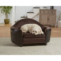 Spiffy Pet Products: Faux Leather Dog Bed Ideas